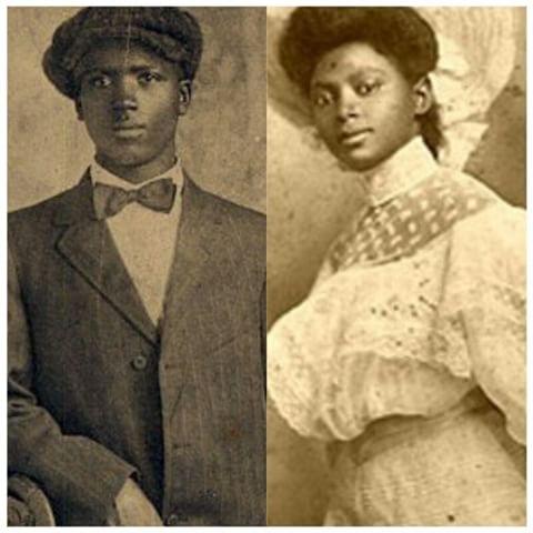 Photography | Studio Portraits | #Chicago , Illinois | c. 1890.
