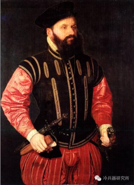 Portrait of Hieronimus Koler 1528 - 1573.