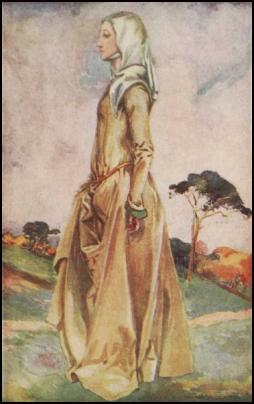 A WOMAN OF THE TIME OF HENRY II - 1154-1189