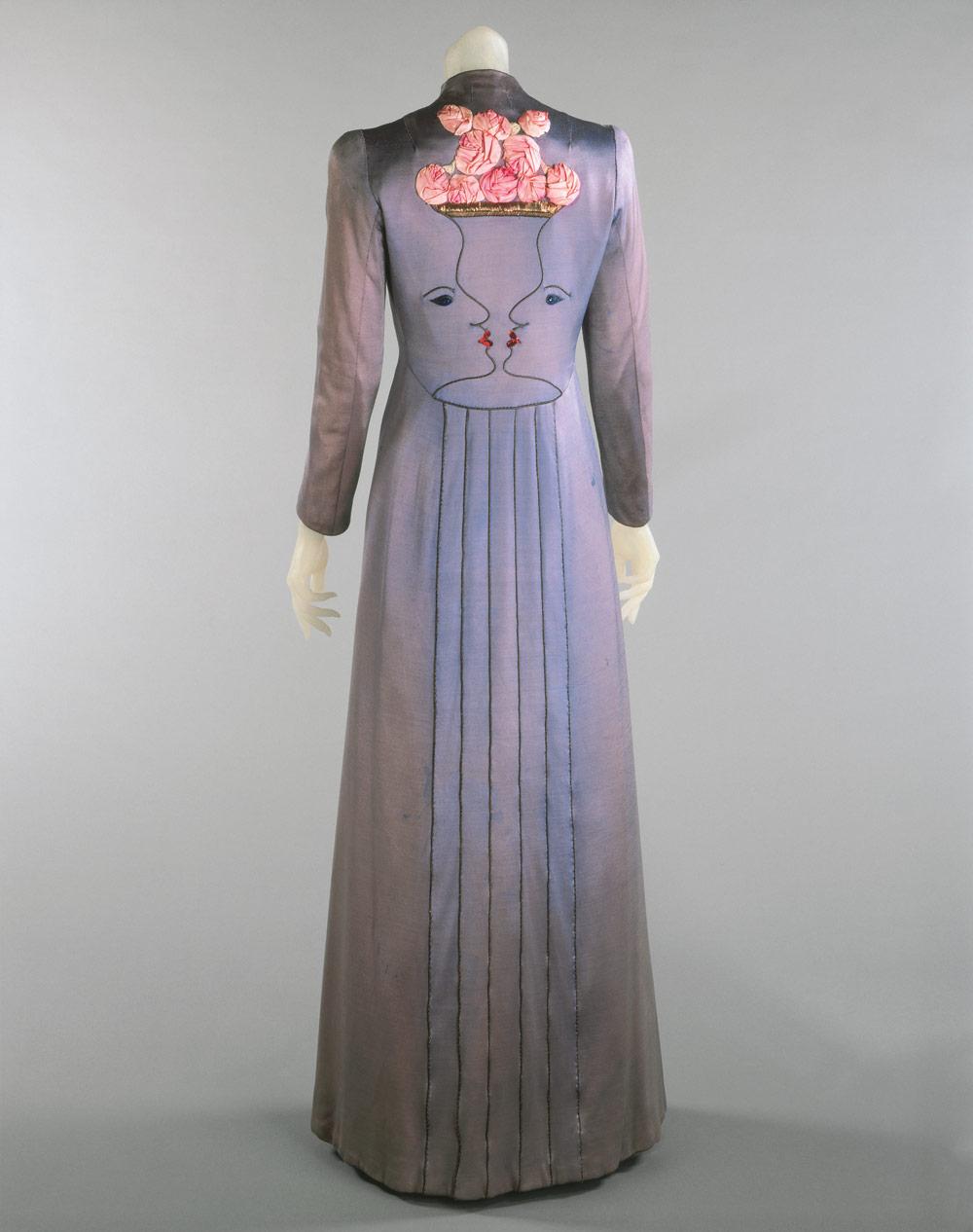 1937 - Elsa Schiaparelli Cocteau coat