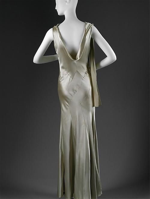 Madeleine Vionnet, 1932. The Metropolitan Museum of Art